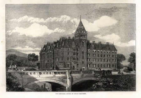 Imperial Hotel 1862